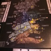 Game of Thrones Risk - Játék közben