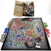 WD Risk játékelemek és szabálykönyv
