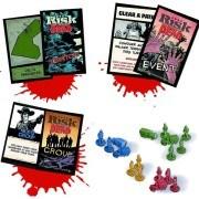 WD Risk kártyák és figurák