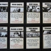 WD Risk kártyák
