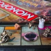 WoW Monopoly játék közben