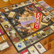WoW Monopoly játék négy játékossal