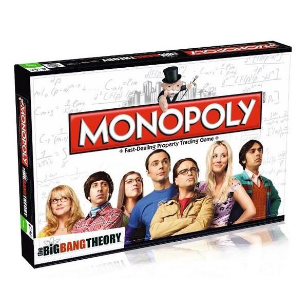 Monopoly: The Big Bang Theory (Agymenők)