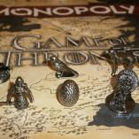 Trónok Harca Monopoly figurák