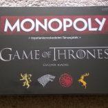 Trónok Harca Monopoly doboz
