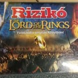Gyűrűk Ura Rizikó - magyarul!