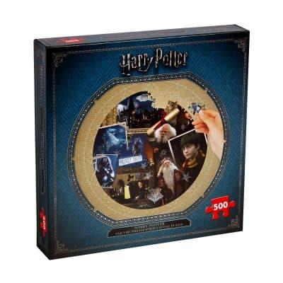 Harry Potter Bölcsek Köve - 500 db-os puzzle