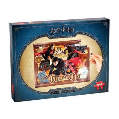 Harry Potter Kviddics (1000 db-os puzzle)