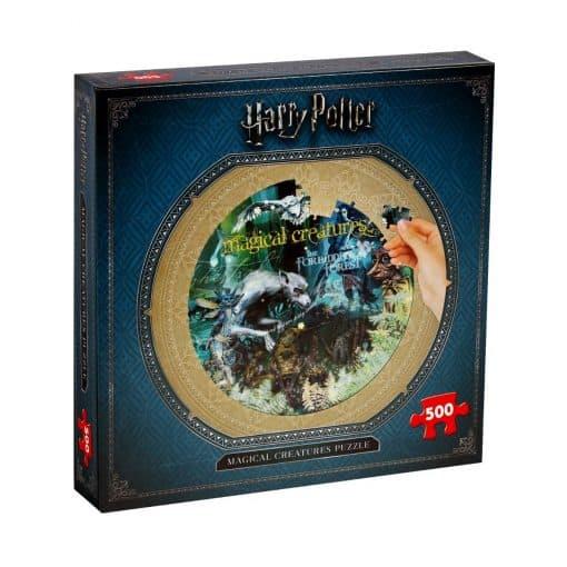 Harry Potter Mágikus állatok (500 db-os puzzle)