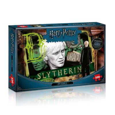 Slytherin puzzle 500