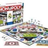 Real Madrid Monopoly készlet