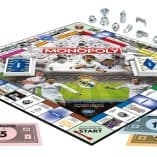 Real Madrid Monopoly szett
