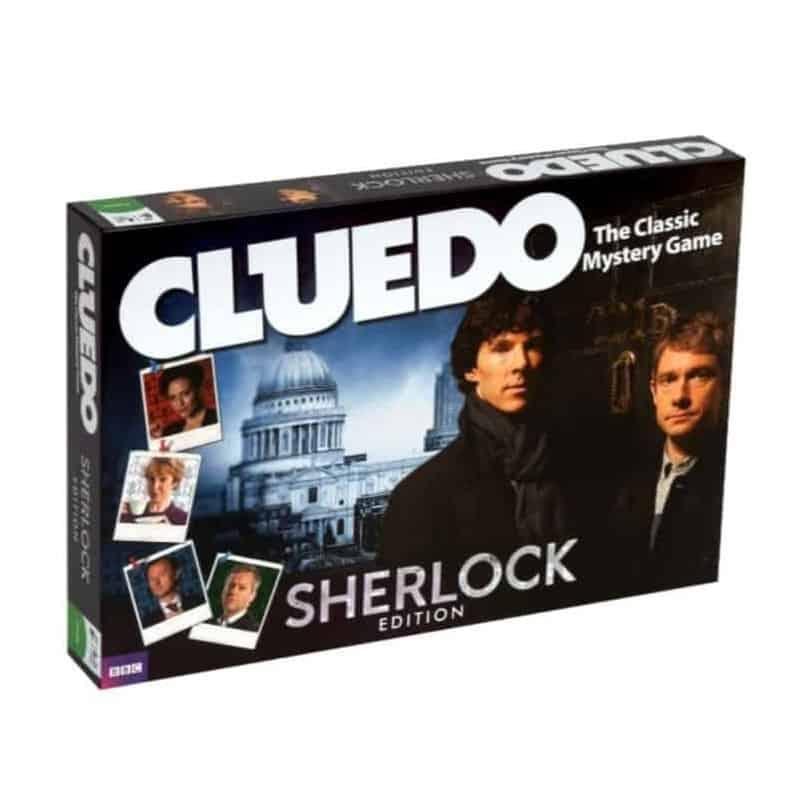 Sherlock Cluedo