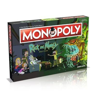 Rick and Morty Monopoly 1