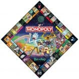 Rick and Morty Monopoly 2