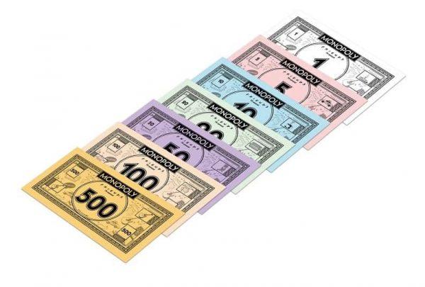 Jóbarátok Monopoly játékpénz