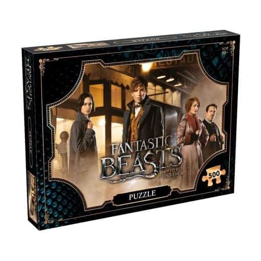 Fantastic Beasts Puzzle (1)