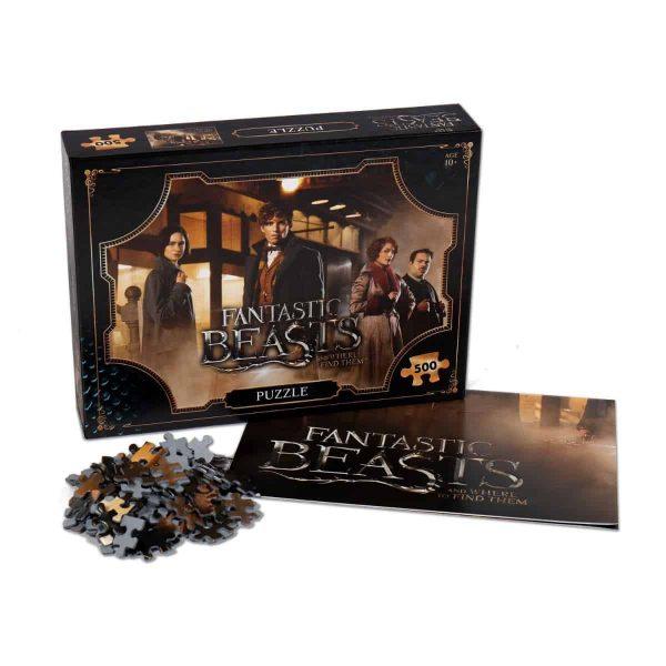 Fantastic Beasts Puzzle (2)