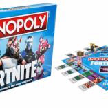 Fortnite Monopoly társasjáték