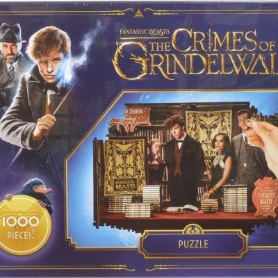 Crimes of Grindelwald Puzzle (1000 db)