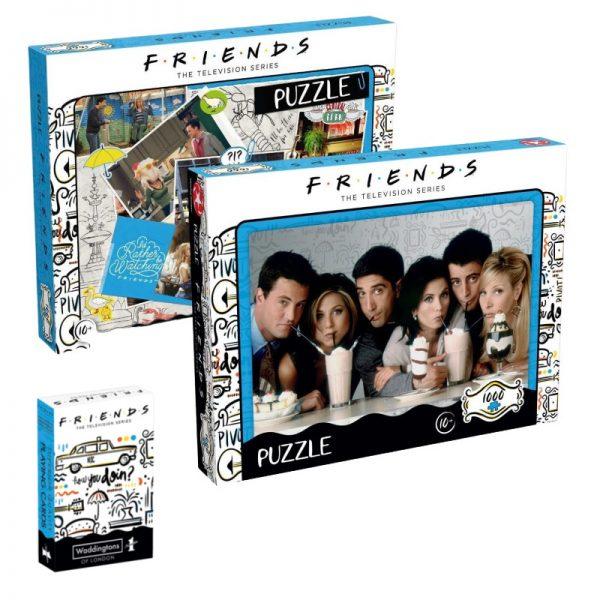 Friends puzzle ajánlat