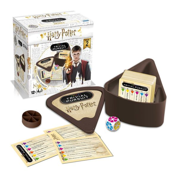 Harry Pote Trivial Pursuit vol.2