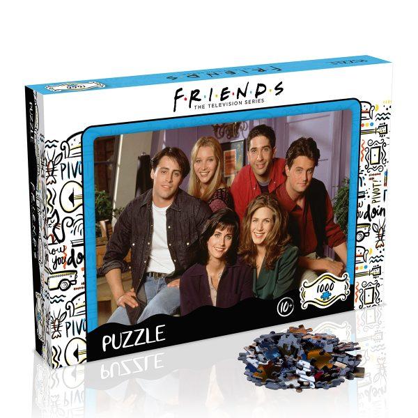 Jóbarátok puzzle: Appartment