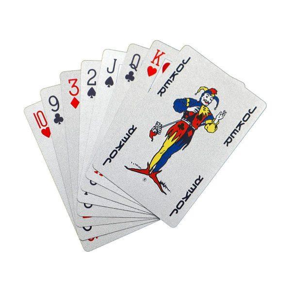 Platina francia kártya